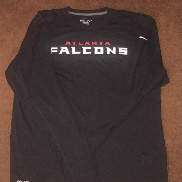 hot sales ec65e 4153c Drift Atlanta falcons long sleeve